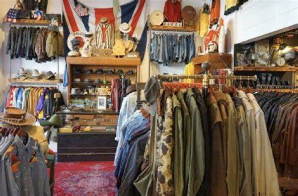 New Jersey thrift store selling homewares and clothing