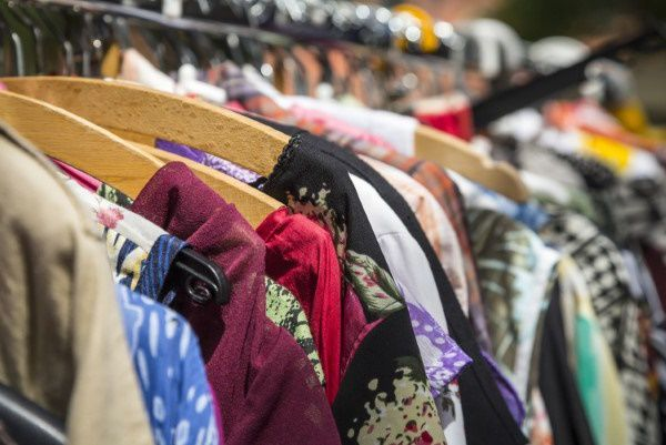 Second hand clothes for sale in Arizona