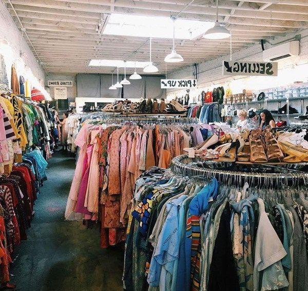 Thrift store in Alaska